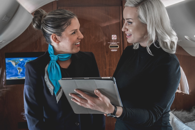 Planet Nine Flight Attendants